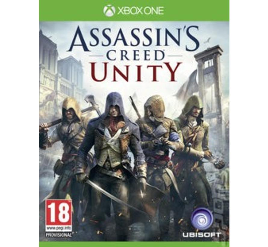 Xbox One Assassin's Creed: Unity