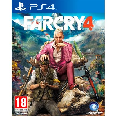 Ubisoft PS4 Far Cry 4