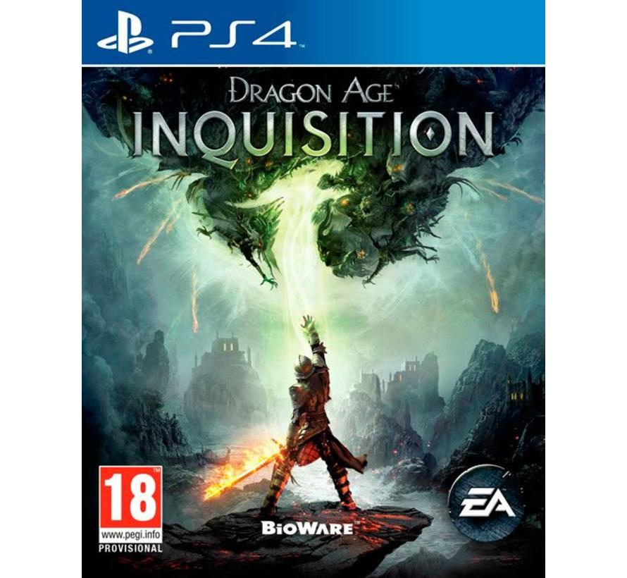 PS4 Dragon Age III: Inquisition