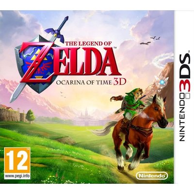 Nintendo 3DS The Legend of Zelda: Ocarina of Time 3D