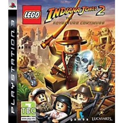 Namco Bandai PS3 LEGO Indiana Jones 2: The Adventure Continues