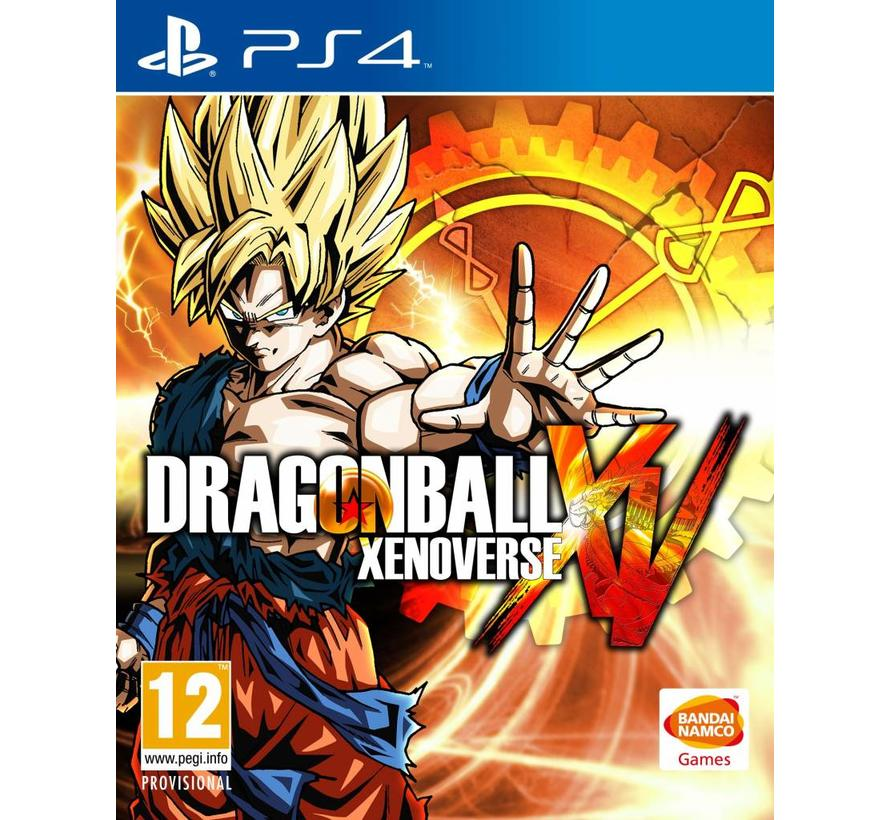 PS4 Dragon Ball: Xenoverse