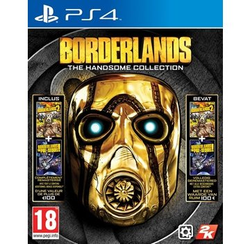 Take Two PS4 BORDERLANDS THE HANDSOME COLLECTION