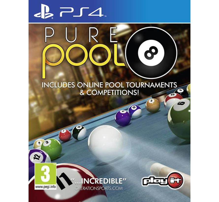 PS4 Pure Pool