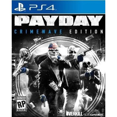 505 Games PS4 Payday 2: Crime Wave Edition