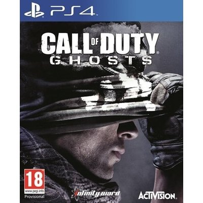 Activision PS4 Call of Duty: Ghosts