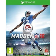 EA Xbox One Madden NFL 16