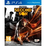 Sony PS4 Infamous: Second Son