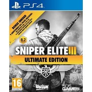 505 Games PS4 Sniper Elite III: Afrika - Ultimate Edition
