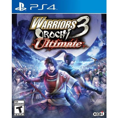 KOEI PS4 Warriors Orochi 3: Ultimate