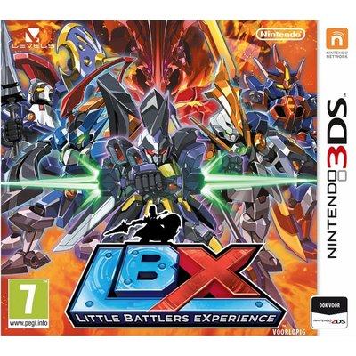 Nintendo 3DS Little Battlers Experience