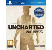 Sony PS4 Uncharted: The Nathan Drake Collection
