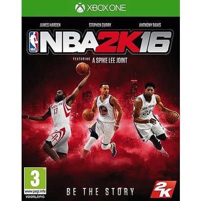 Take Two Xbox One NBA 2K16
