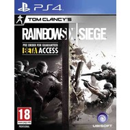 Ubisoft PS4 Rainbow Six: Siege