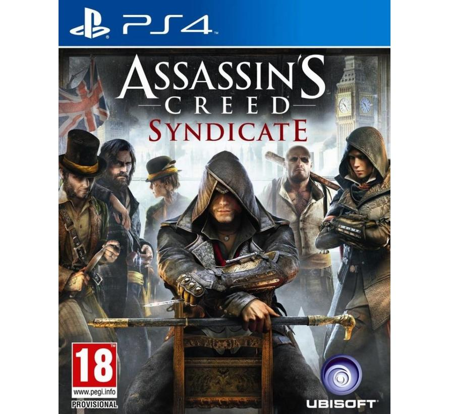 PS4 Assassin's Creed: Syndicate - Special Edition