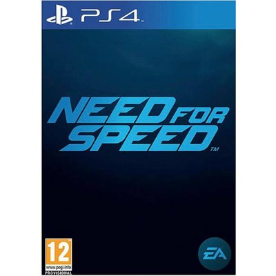 EA PS4 Need For Speed 2015