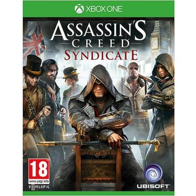 Ubisoft Xbox One Assassin's Creed: Syndicate