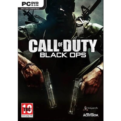 Activision PC Call of Duty: Black Ops