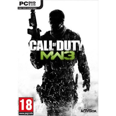 Activision PC Call of Duty: Modern Warfare 3