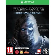 Warner Xbox One Shadow Of Mordor Game of the Year Edition