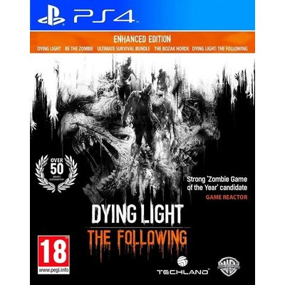 Warner PS4 Dying Light: The Following (Enhanced Edition)