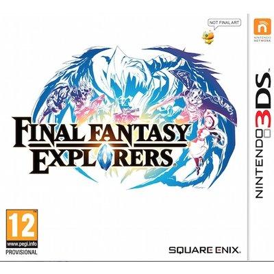 Nintendo 3DS Final Fantasy: Explorers