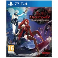 Tecmo PS4 Deception IV Nightmare Princess