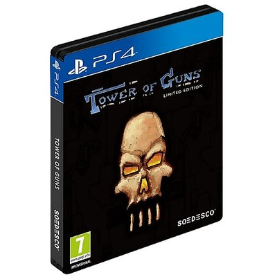 PS4 Tower Of Guns Special Edition