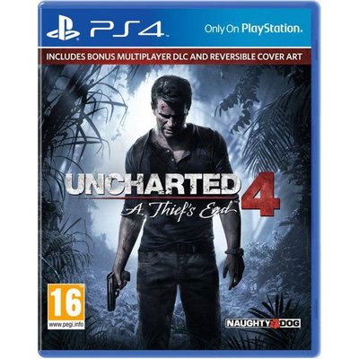Sony PS4 Uncharted 4: A Thief's End - Standaard Plus Editie