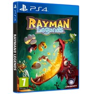 Ubisoft PS4 Rayman Legends