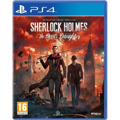 Bigben Interactive PS4 Sherlock Holmes: The Devil's Daughter