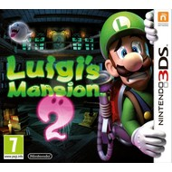 Nintendo 3DS Luigi's Mansion 2: Dark Moon
