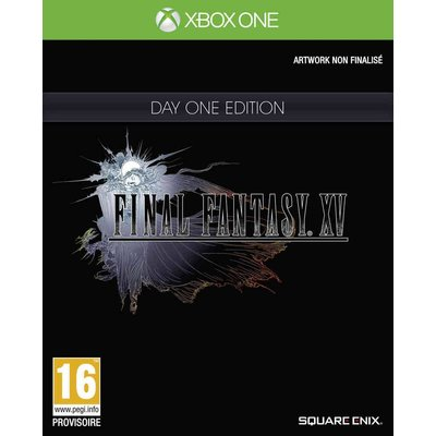 Square Xbox One Final Fantasy XV - Day One Edition (dag deal)