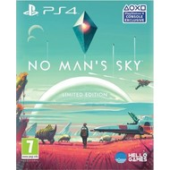 Sony PS4 No Man's Sky Limited Edition