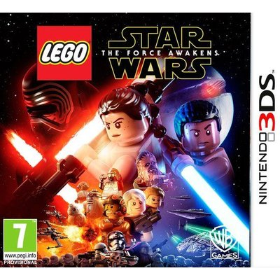 Warner 3DS LEGO Star Wars: The Force Awakens
