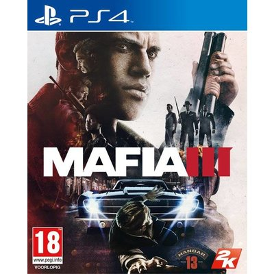 Take Two PS4 Mafia III