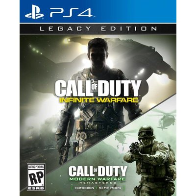 Activision PS4 Call of Duty: Infinite Warfare - Legacy Edition