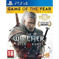 Namco Bandai PS4 The Witcher 3 Wild Hunt Game of the Year Edition