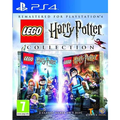 Warner PS4 LEGO Harry Potter: Years 1-7 Collection