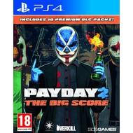 505 Games PS4 Payday 2: The Big Score
