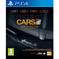 Namco Bandai PS4 Project Cars: Game of the Year Edition