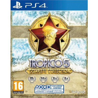 KALYPSO PS4 Tropico 5: Complete Collection