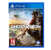 Ubisoft PS4 Tom Clancy's Ghost Recon: Wildlands