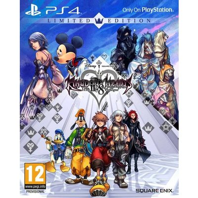 Square PS4 Kingdom Hearts 2.8 Final Chapter Limited Edition