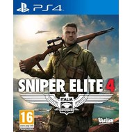 505 Games PS4 Sniper Elite 4: Italia