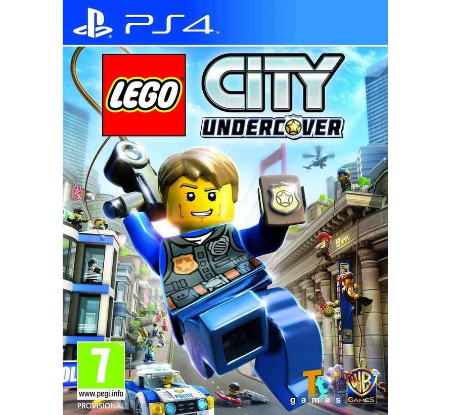 PS4 LEGO City: Undercover