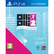PS4 Olli Olli 2: Welcome to Olliwood
