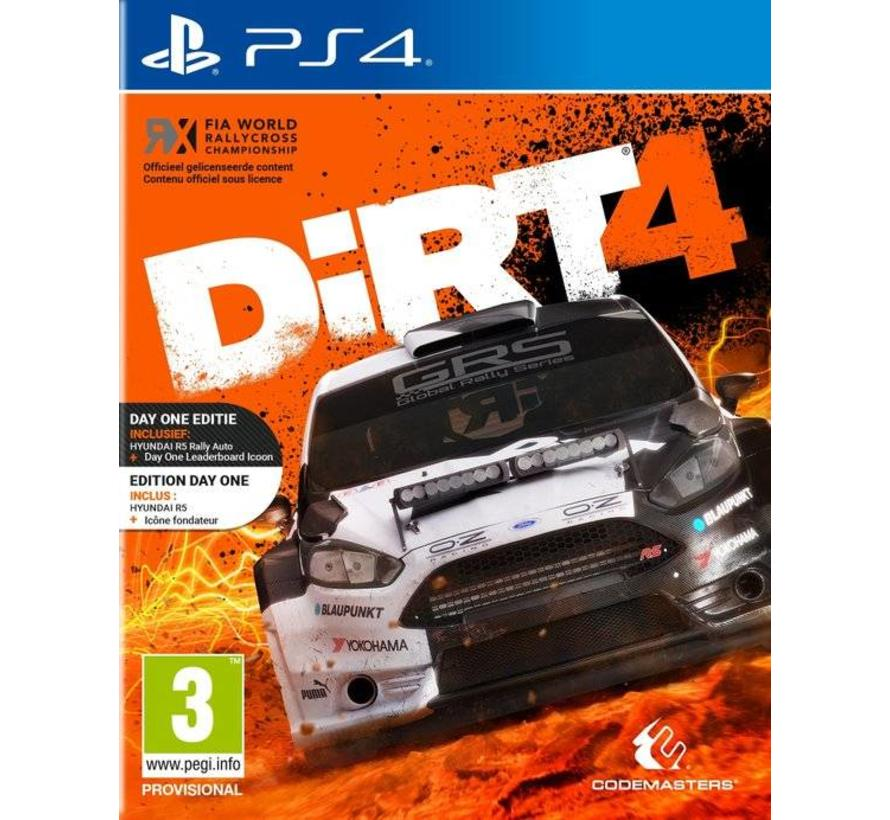 PS4 DiRT 4 Day One Edition