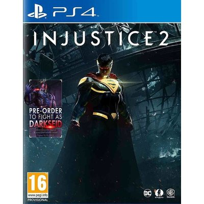 Warner PS4 Injustice 2