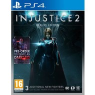 Warner PS4 Injustice 2 Deluxe Edition